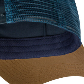 Buff Trucker Cap Men brak stone blue